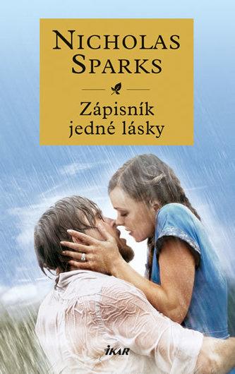 Zápisník jedné lásky - Nicholas Sparks