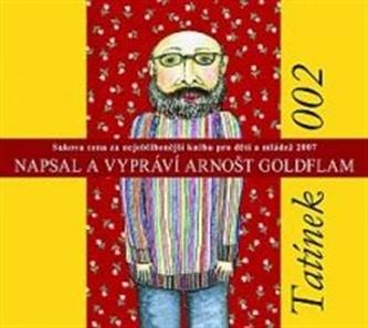 Tatínek 002 - CD - Arnošt Goldflam