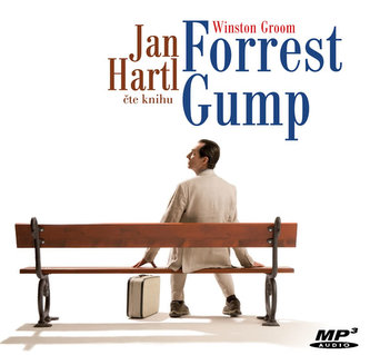 Forrest Gump - CDmp3 - Winston Groom
