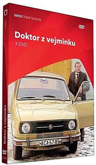 Doktor z vejminku - 3 DVD - neuveden