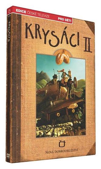 Krysáci II. - 1 DVD - neuveden