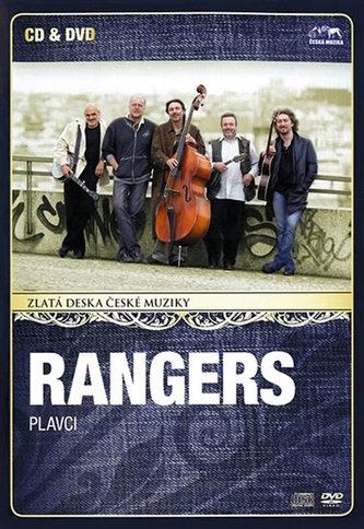 Zlatá deska - Rangers - CD+DVD - neuveden