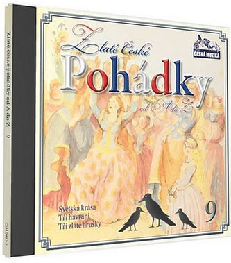 Zlaté České pohádky 9. - 1 CD - neuveden