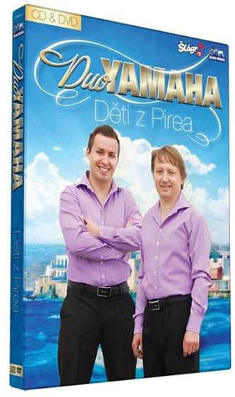 Duo Yamaha - Děti z Pirea - CD+DVD - neuveden