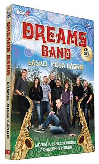 Dreams Band - Lásko, moje lásko - CD+DVD - neuveden