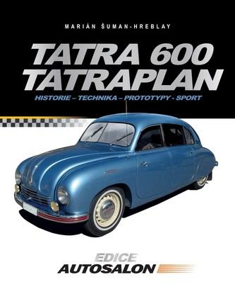 Tatra 600 Tatraplan - Marián Šuman-Hreblay