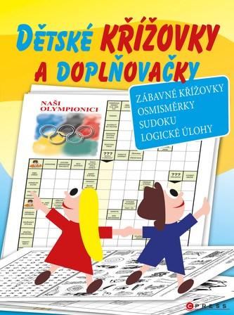 Dětské křížovky a doplňovačky - Josef Weiss