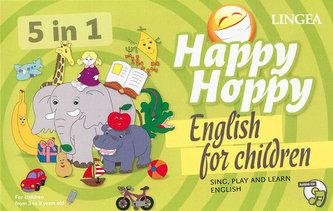 Happy Hoppy English for children - neuveden