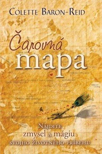 Čarovná mapa - Colette Baron-Reid