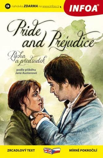 Pride and Prejudice/Pýcha a předsudek- Zrcadlová četba - Austen Jane