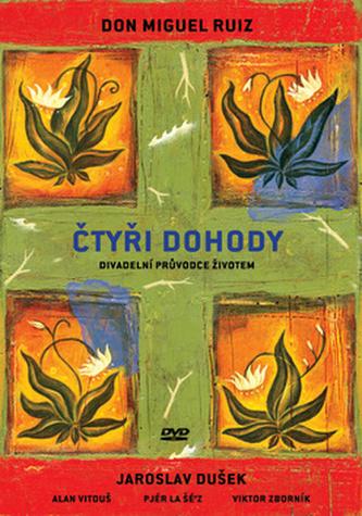 DVD Čtyři dohody
