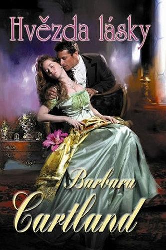 Hvězda lásky - Barbara Cartland