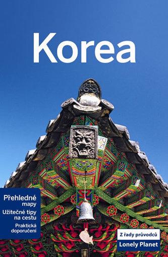 Korea - Lonely Planet - neuveden