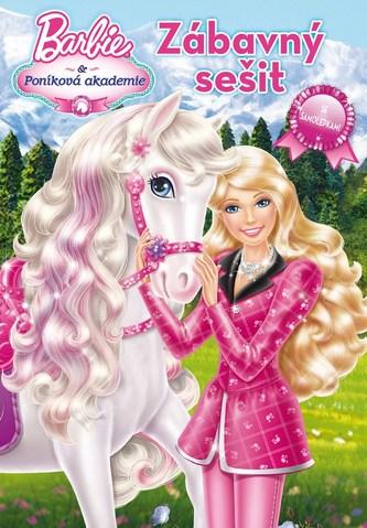 Barbie a Poníkova akademie - Mattel