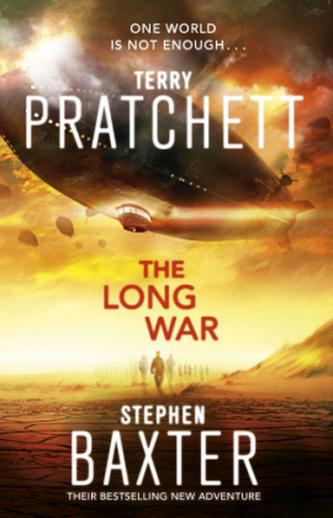The Long War - Long Earth 2 (anglicky) - Pratchett Terry, Baxter Stephen,