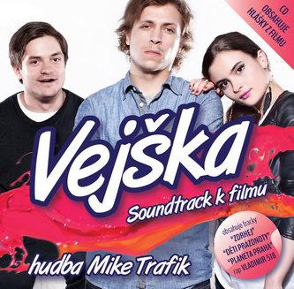 Vejška (hudba z filmu) - CD - Trafik Mike