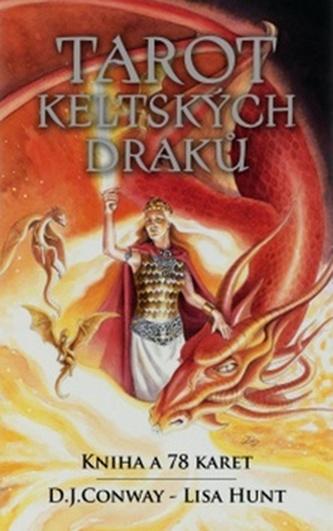 Tarot keltských draků - D.J. Conwayová; Lisa Hunt