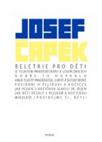Beletrie pro děti - Čáp Josef
