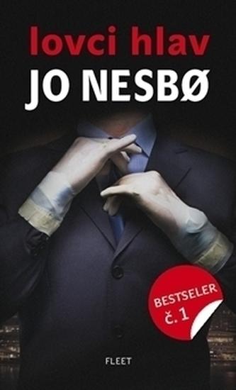 Lovci hlav (brož.) - Jo Nesbo