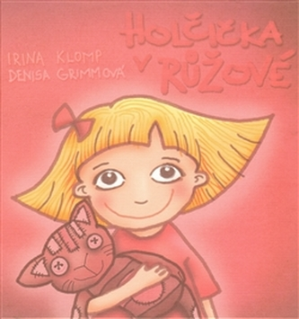 Holčička v růžové - Irina Klomp
