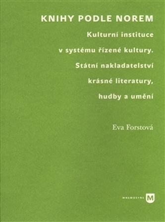 Knihy podle norem - Eva Forstová
