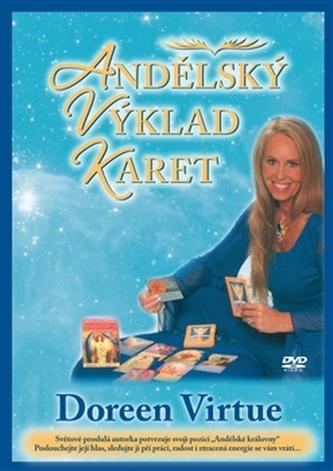 DVD-Andělský výklad karet - Doreen Virtue
