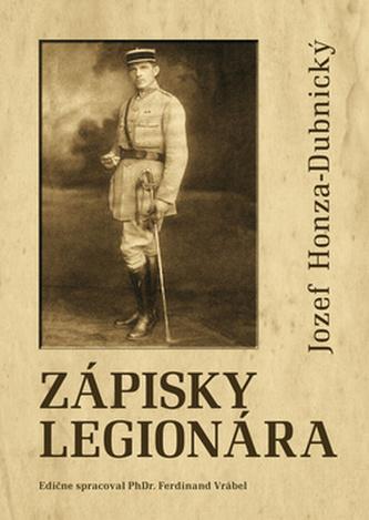Zápisky legionára - Jozef Honza-Dubnický