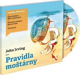 Pravidla moštárny - CD - John Irving