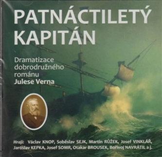 CD-Patnáctiletý kapitán - Jules Verne