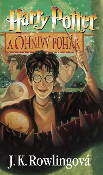 Harry Potter a Ohnivý pohár - Joanne K. Rowlingová; Mary GrandPré