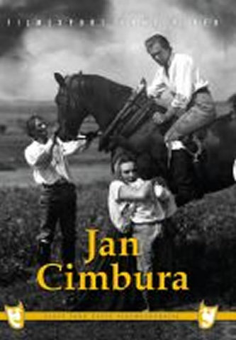 Jan Cimbura - DVD box - neuveden