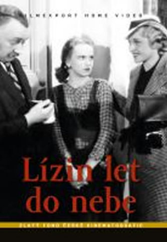 Lízin let do nebe - DVD box - neuveden