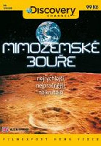 Mimozemské bouře - DVD digipack - neuveden