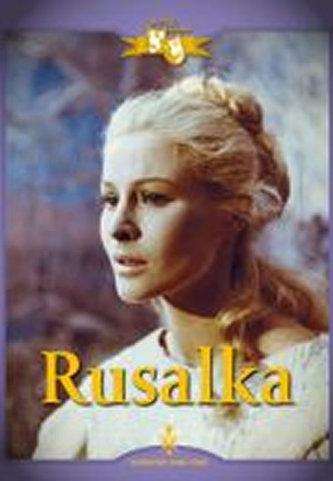 Rusalka - DVD digipack - neuveden