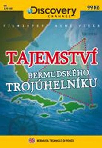 Tajemství bermudského trojúhelníku - DVD digipack - neuveden