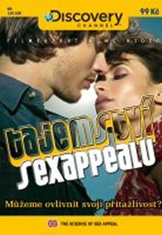 Tajemství sexappealu - DVD digipack - neuveden