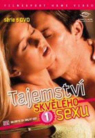 Tajemství skvělého sexu 1. - DVD digipack - neuveden