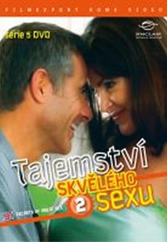 Tajemství skvělého sexu 2. - DVD digipack - neuveden