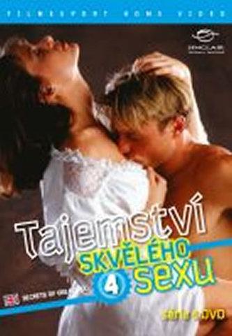Tajemství skvělého sexu 4. - DVD digipack - neuveden