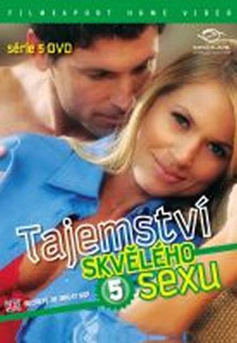 Tajemství skvělého sexu 5. - DVD digipack - neuveden
