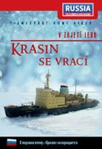 V zajetí ledu: Krasin se vrací - DVD digipack - neuveden
