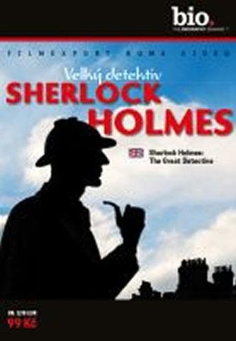 Velký detektiv Sherlock Holmes - DVD digipack - neuveden