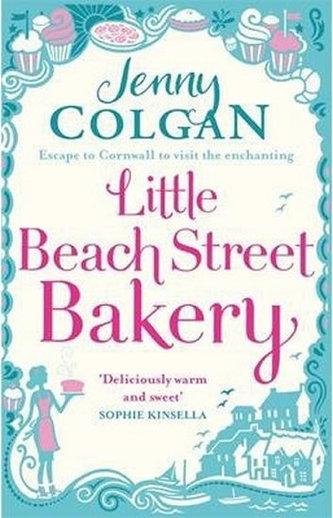 Little Beach Street Bakery (anglicky) - Colgan Jenny