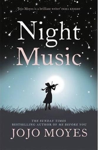Night Music (anglicky) - Jojo Moyesová