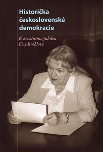 Historička československé demokracie