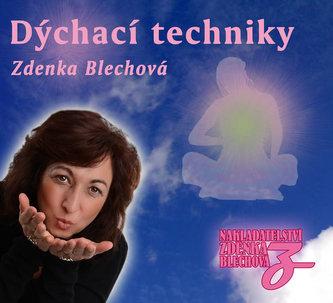 Dýchací techniky - CD - Zdenka Blechová