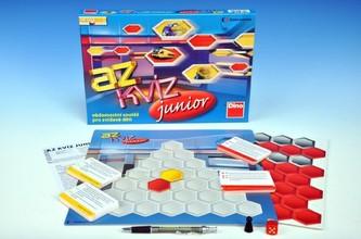 AZ Kvíz Junior - hra - neuveden