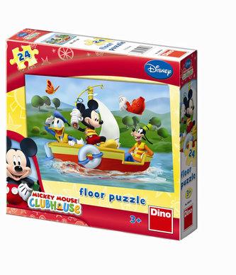 Mickey Mouse - Maxi puzzle 24 dílků - neuveden