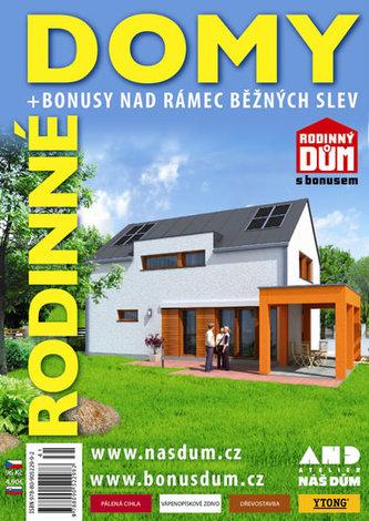 Rodinné domy - Rodinný dům s bonusy nad rámec běžných slev - Náš dům XXVI. - neuveden
