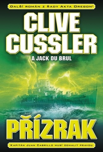 Přízrak - Cussler Clive, Du Brul Jack
